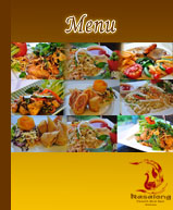 Food Menu Kasalong Hotel Resort Pattaya